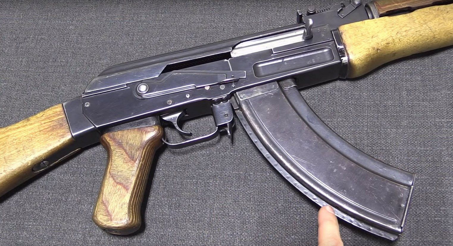 Signal Makarov MP-371 pistol: technical characteristics, differences from combat