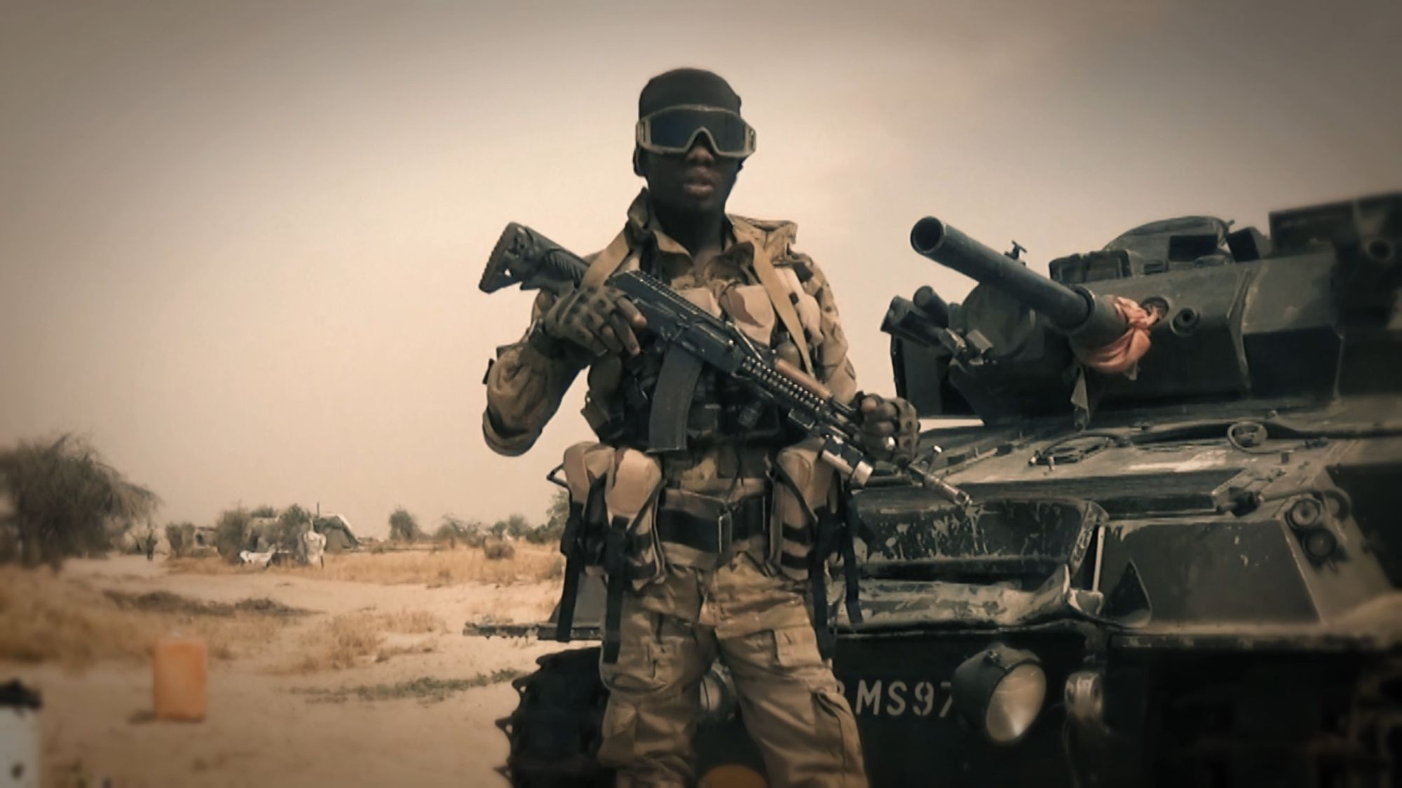 Dangerous Developments: The Weaponry of IS West Africa (Pt 2)