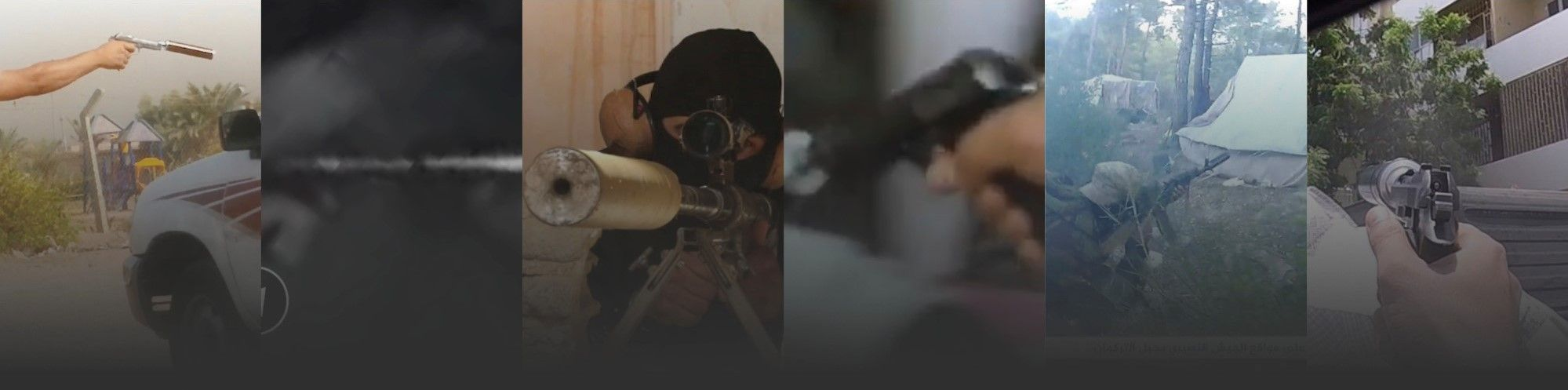 Keeping it Quiet: Suppressor Use by Jihadis, Militants & More