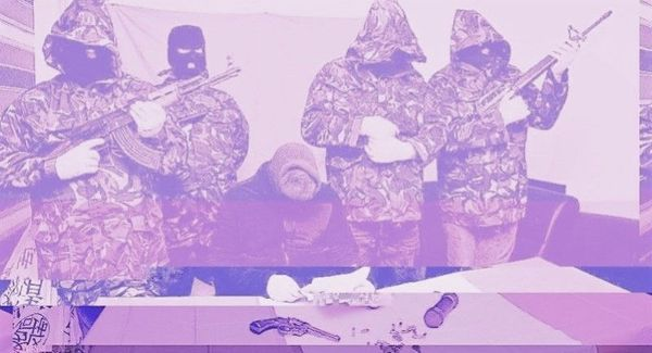 The Lilac Gloves Gunmen- A Story of Weapons Proliferation