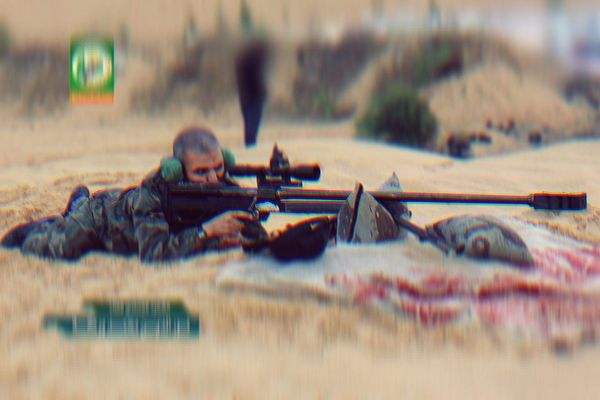 Iranian .50 Cal- The AM-50 Sayyad and Its Use in the Middle East