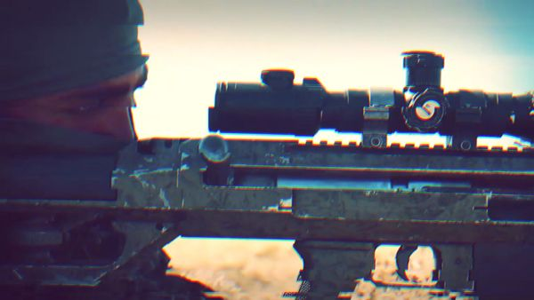 The Anti-Materiel Rifles of Idlib